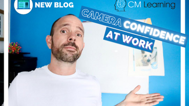 How to be Confident on Camera at Work | tips for virtual meetings, presentations and online training