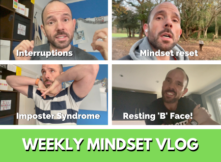 My Imposter Syndrome and Me | My Mindset Stories [Weekly VLOG Episode 1]