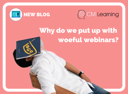 Why Do We Put Up With Woeful Webinars?
