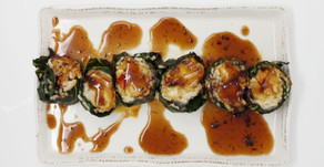 Soulshi with Chipotle BBQ Sauce