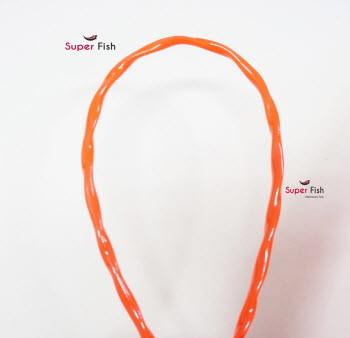 1-strand non-conductive fish tape red test