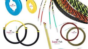 Kabeleinziehhilfe,Kabelzieher,Elektriker Kabel Einziehhilfe,Elektro Fädeldraht,Elektriker Fädeldraht