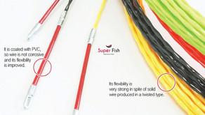 SF-1 1-Strand Non-conductive Fish Tape