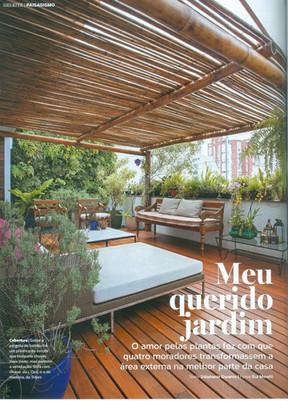 CASA E JARDIM - Cobertura Rua João Moura