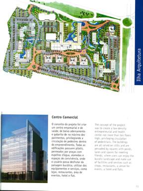 """Georgina Business Park em """"NÃO-EDIFICADOS"""""""