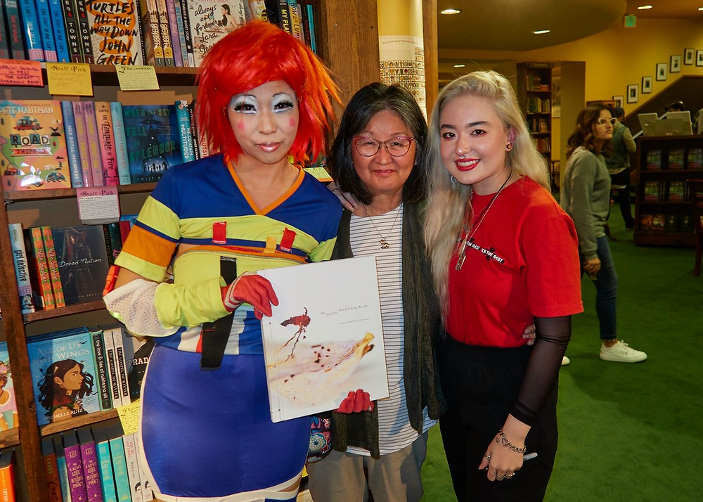 Judy Choi Francis George Phoenix Brown Daron Mueller Tattered Cover Book Signing Photography Writer Poet Denver Colorado Club Kid Sugartwist Kids Ramon Corro