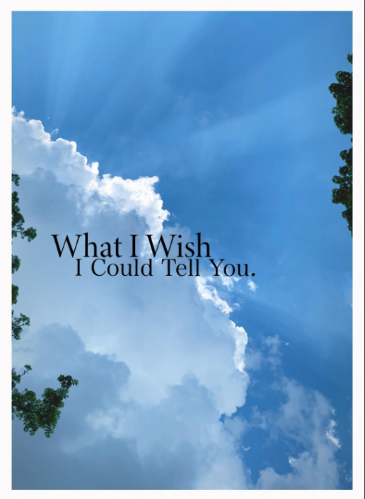 "Judy Choi's writing featured in UCLA's ""What I Wish I Could Tell You"""