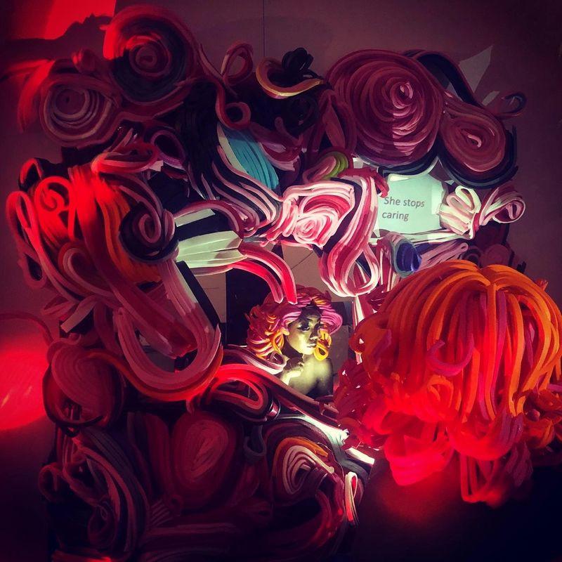 Toshie McSwain Wig Craft Vegas Custom Made Wigs Artist