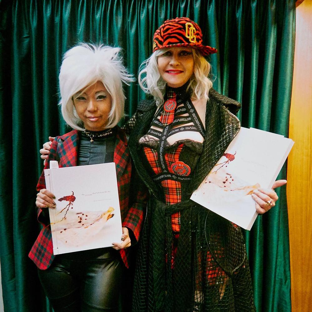 Judy Choi Las Vegas Tigrefou Phoenix Brown Writer Denver Francis George Photographer Book Signing at Vromans in Pasadena California Cat Kay