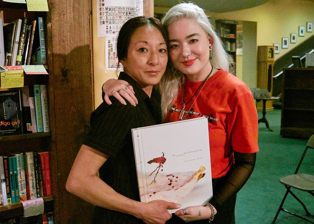 Judy Choi Francis George Phoenix Brown Daron Mueller Tattered Cover Book Signing Photography Writer Poet Denver Colorado Club Kid Sugartwist Kids Sherry Choi