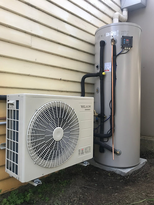 REHP - CO2- 315GL Reclaim Energy CO2 Heat Pump System - supply only