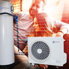 t2zero Reclaim Energy CO2 Heat Pump