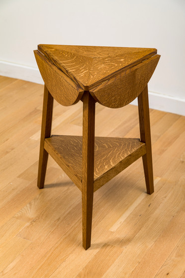Three Legged Side Table