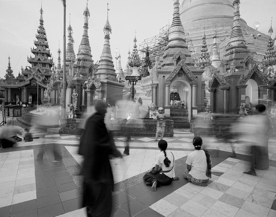 Shwedagon II, Myanmar