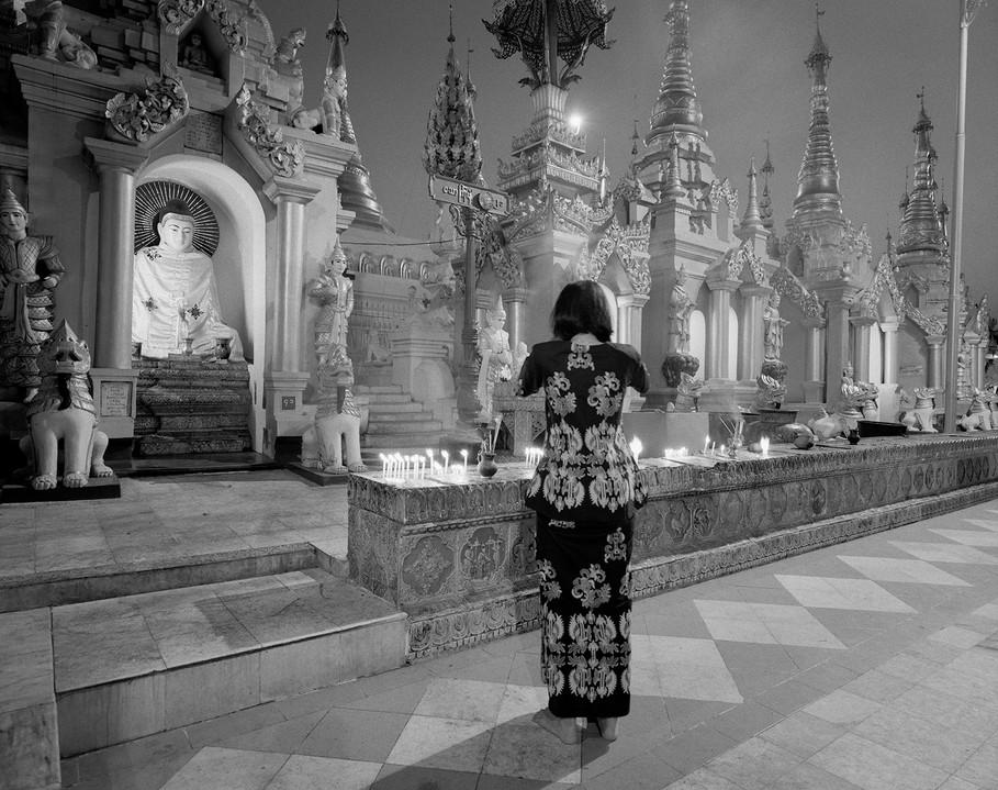 Shwedagon I, Myanmar