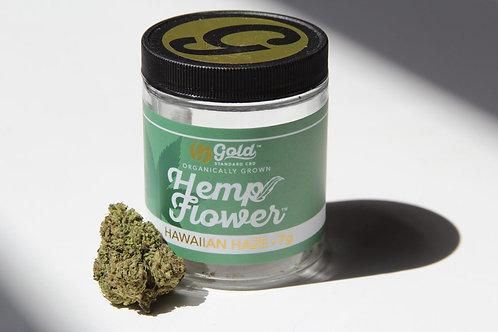 Gold Standard- Hemp Flower- Hawaiian Haze