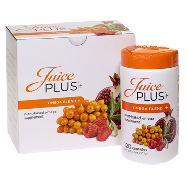 Juice Plus Omega Blend Capsules (2 for $125)