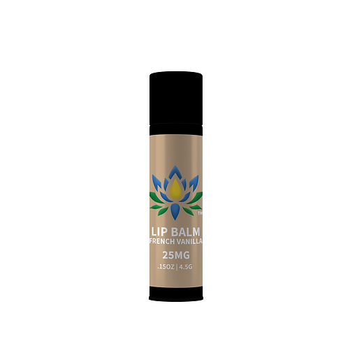 Lotus Lip Balm- French Vanilla 25