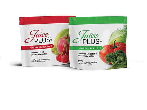 Juice Plus+ Fruit or Vegetable Chewable's