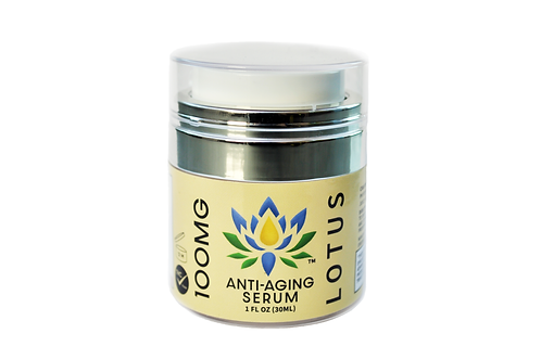 Lotus Gold-100mg Anti-Aging Serum