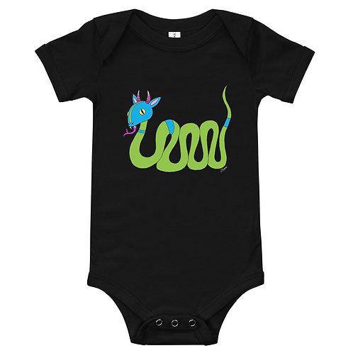 El Viborón Baby short sleeve one piece