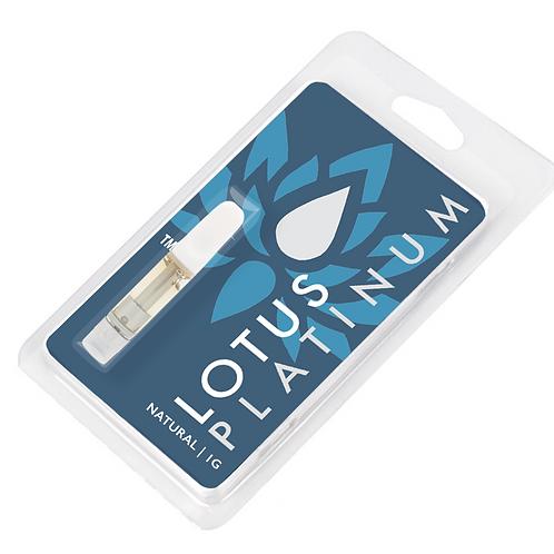 Lotus Platinum- D8 Vape Cartridge