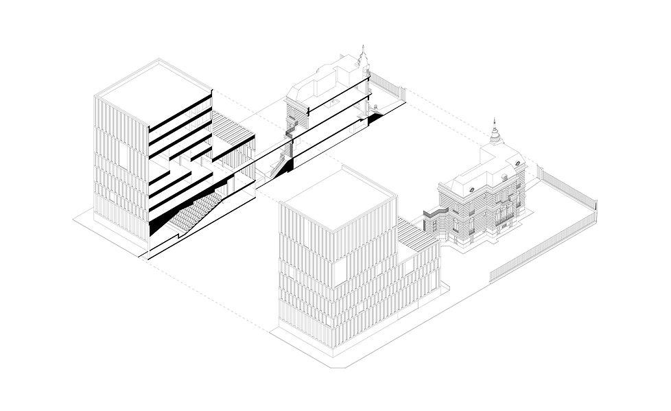 aabb-studio, aabb studio, Architecture, Juan José Barrios Avalos, Daniel Valdés Vigil, Ministerio de Innovación Argentina, Concurso arquitectura Argentina