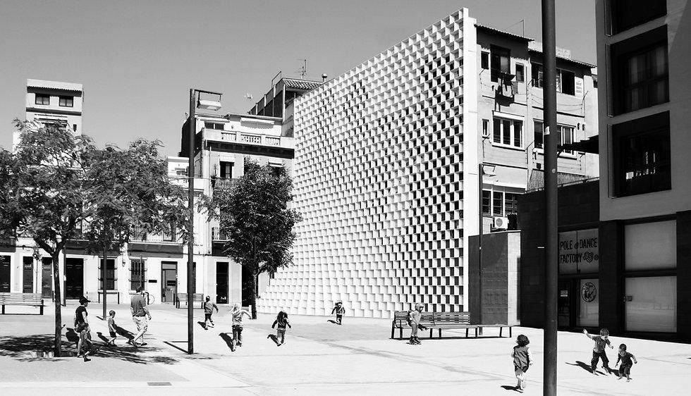 aabb-studio, aabb studio, Architecture, Juan José Barrios Avalos, Daniel Valdés Vigil, Mitgeres, Plaza de les Dones del 36