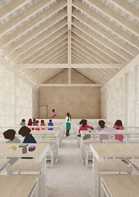 Nuevo Eloni Tanzania, aabb-studio, aabb studio, Architecture, Juan José Barrios Avalos, Daniel Valdés Vigil, Kutembea