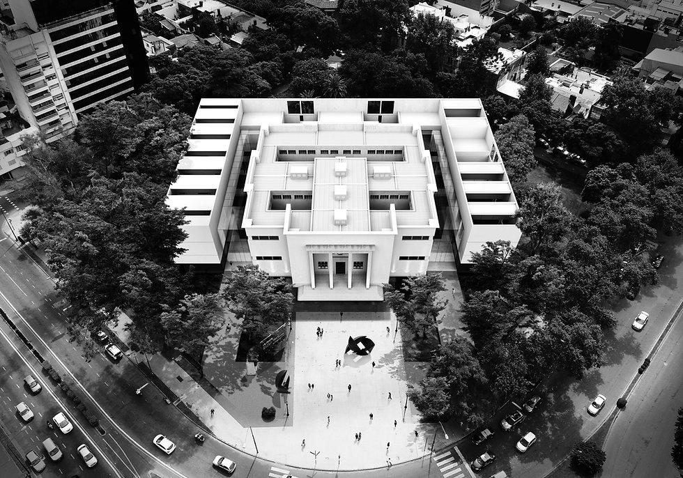 aabb-studio, aabb studio, Architecture, Juan José Barrios Avalos, Daniel Valdés Vigil, Museo Castagnino, Mario Corea