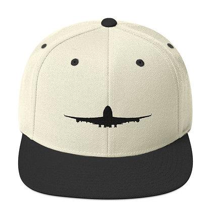 Snapback Hat with logo