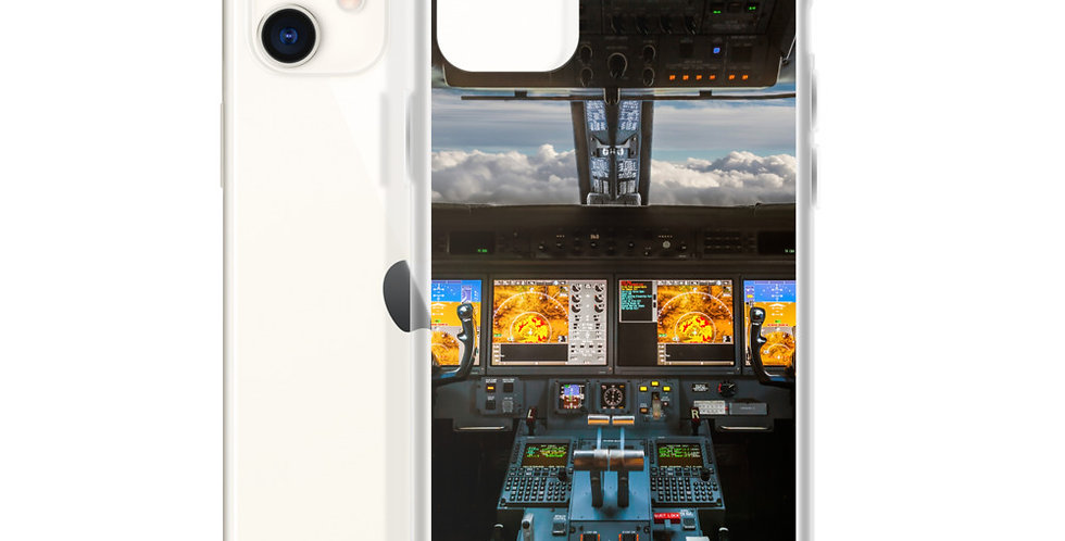 Cockpit #1 iPhone Case