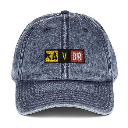 AV8R Vintage Cotton Twill Cap