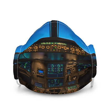 Cockpit #5 Face mask