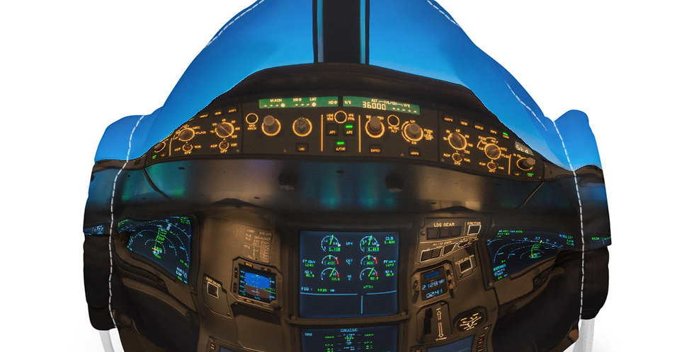 Cockpit #5 Face mask