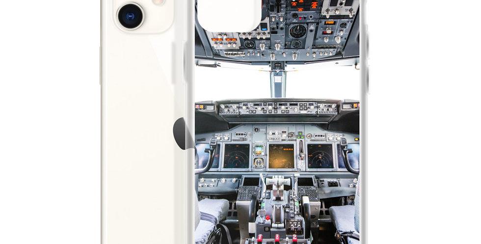 Cockpit #3 iPhone Case