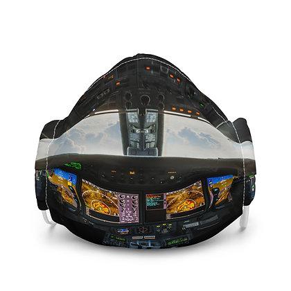 Cockpit #3 Face mask