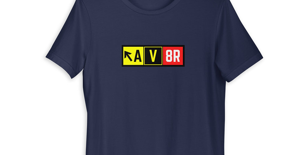 AV8R Short-Sleeve Unisex T-Shirt