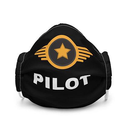 Pilot Wings Face mask