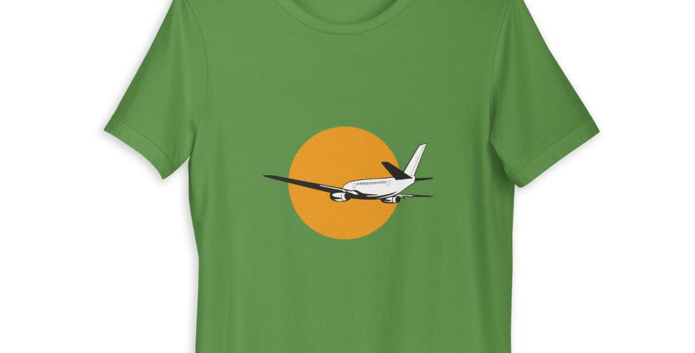 Jetting Off Short-Sleeve Unisex T-Shirt