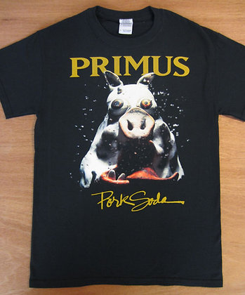 "Primus"" Pork Soda T-Shirt"