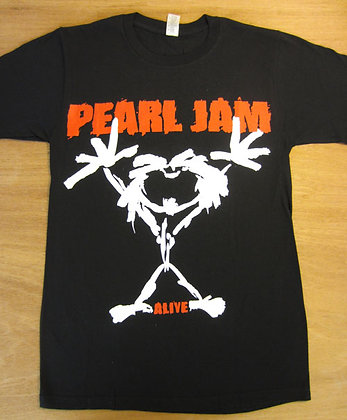 "Pearl Jam"" Alive T-Shirt"