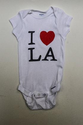 I Love LA - onesie