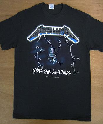 """Metallica"""" Ride the Lightning T-Shirt"""