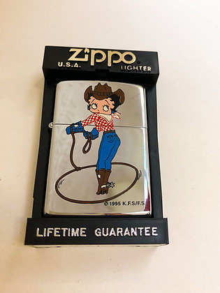 Betty Boop - Cowboy girl