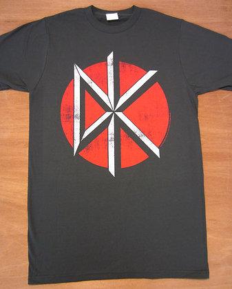 Dead Kennedys Logo T-Shirt- Black