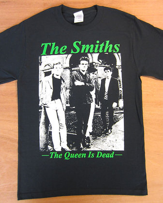 "Smiths"" The Queen is Dead T-Shirt"