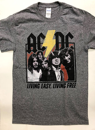 ACDC - Living Easy, Living Free