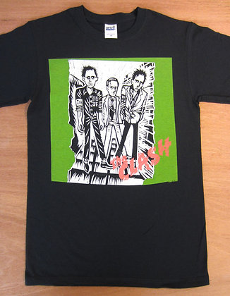 Clash - Sketch Art T-Shirt
