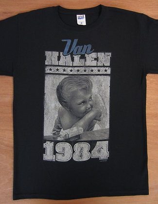 "Van Halen"" 1984 Angel Child T-Shirt"